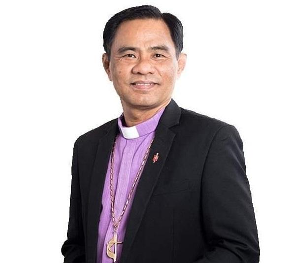 "Bishop Rudy Juan greets the new GUMC.TV program – ""FRONTLINE MISSIONARIES"""